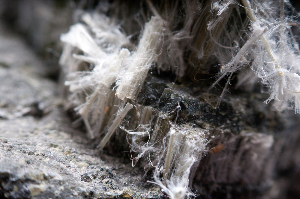 Blog 36  Asbestos – Signs That This Silent Killer May Be Present In A Property